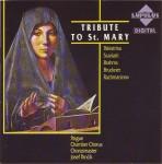 Palestrina: Stabat Mater; Scarlatti: Stabat Mater; Brahms: Marienlieder, Op. 22; Bruckner: Virga Jesse Floruit; Ave Maria (1861); Rachmaninov: All-night Vigil op. 37, č. 6 Bogorodice Děvo