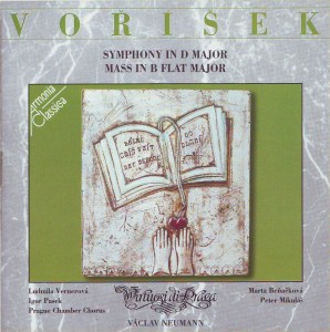 Voříšek: Symphony in D major; Mass in B flat major