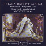 Vaňhal: Stabat Mater f moll; Symphonie D-dur