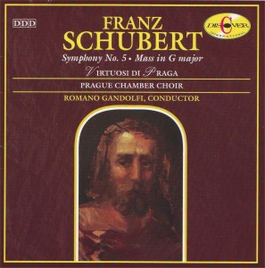 Schubert: Symphony No. 5 in B-flat major; Mass No. 2 in G major