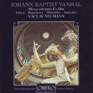 Vaňhal: Missa solemnis Es-Dur