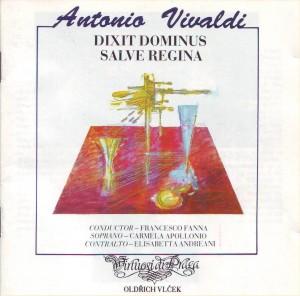 Vivaldi: Salve Regina; Dixit Dominus di Praga