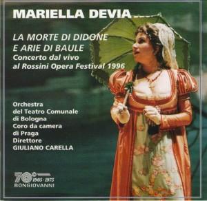 Mariella Devia - La morte di Didone e arie di baule