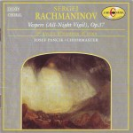 Rachmaninov: Vespers (All-Night-Vigil), Op. 37