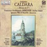 Caldara: Missa ex F; Arbesser: Stabat Mater; Prustmann: Miserere