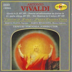 Vivaldi: Gloria in D; Nisi Dominus in G minor; Domine ad adiuvandum me festina in G